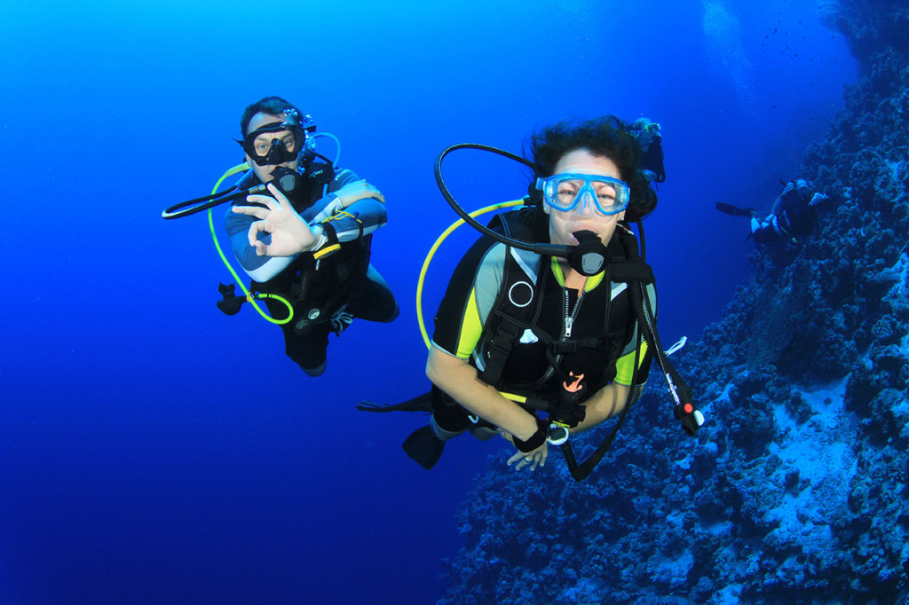 PADI Discover Scuba® Diving Experience
